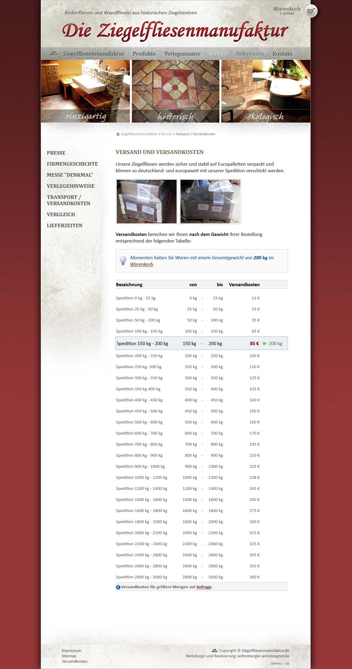 Cms online shop